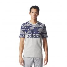 Koszulka adidas Sports Essentials Linear Camo Tee M BQ9597
