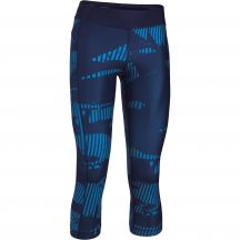 Spodnie treningowe Under Armour Capri 3/4 W 1302774-410